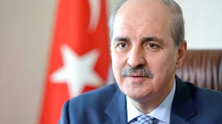 Numan Kurtulmuş: HDP'nin çağrısına muhalefet uymamalı
