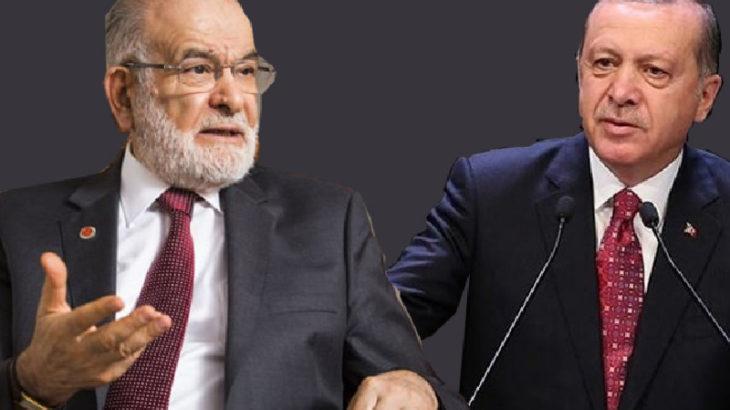 Asiltürk'ten sonra Erdoğan'dan Karamollaoğlu denemesi: İki lider görüşecek