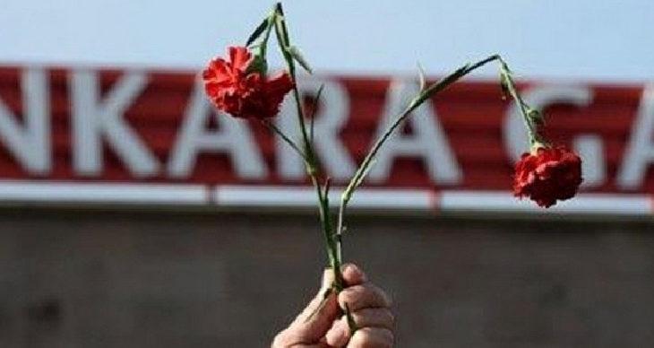 TKH: Ankara Gar Katliamı, AKP'nin kanlı sicilidir!