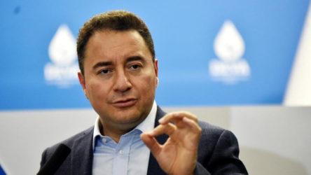 Babacan'dan 'ittifak' açıklaması: Muhalefetteki 6 siyasi parti olarak çalışıyoruz