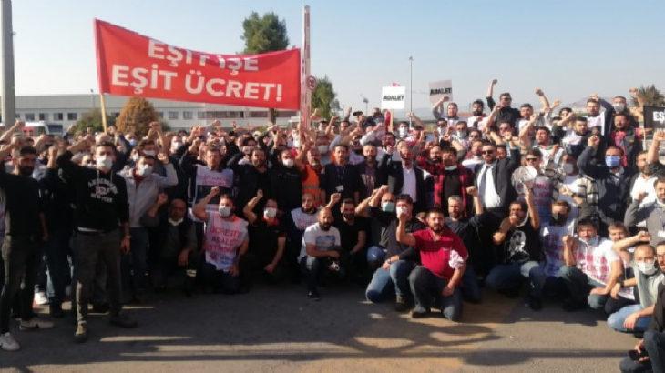 İzmir'de metro işçileri anlaşma olmazsa yarın greve gidiyor