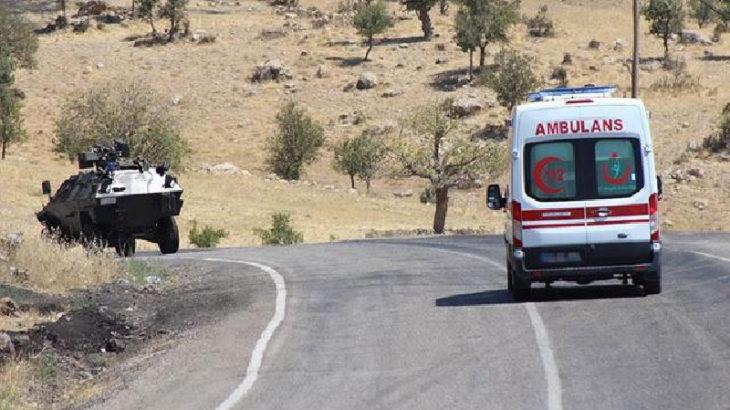 Bingöl'de saldırı: 2 işçi hayatını kaybetti