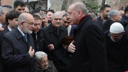 Temel Karamollaoğlu, Erdoğan'dan randevu talep etti
