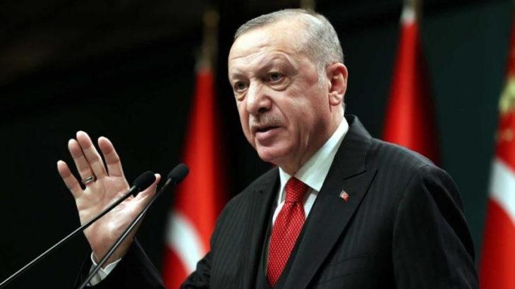 Erdoğan: Hedefimiz Türkiye'yi Avrupa'nın elektrikli araç ve şarj üssü haline getirmektir