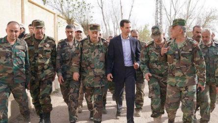 Suriye Devlet Başkanı Esad'ın danışmanı Butani: Topraklarımız halen Amerikan ve Türk güçlerinin işgali altında