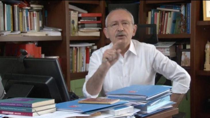 Kılıçdaroğlu bürokratlara seslendi: Siz Erdoğan ailesinin değil, bu devletin şerefli memurlarsınız
