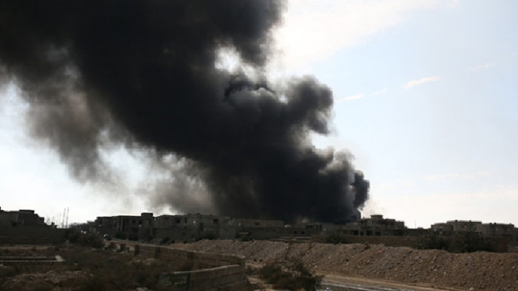 Gaziantep'e Suriye'den havan saldırısı