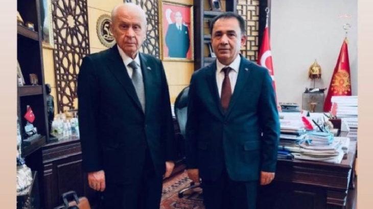 HSK üyeliğinden istifa eden Kocabey: Genel Başkanımız Devlet Bahçeli ile istişare sonucu istifa ettim