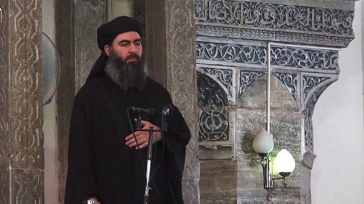 IŞİD lideri Bağdadi'nin sağ kolu yakalandı