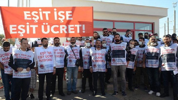 İzmir Metro A.Ş'de grev kararı