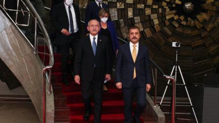 Kılıçdaroğlu ve Merkez Bankası Başkanı arasındaki görüşmenin detayları ortaya çıktı