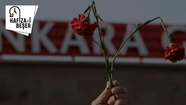 HAFIZA-i BEŞER | 10 Ekim 2015: Ankara Katliamı