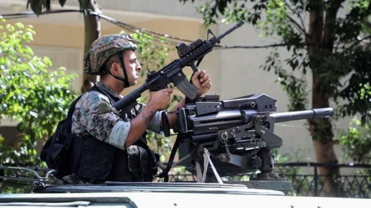 Lübnan'da 'Beyrut Patlaması' protestosuna kanlı saldırı: Ordu Hizbullah yanlısı halka ateş açtı