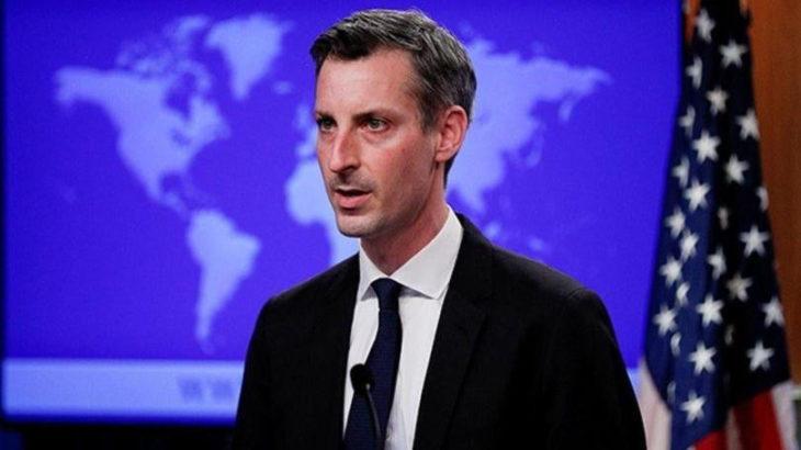 ABD Dışişleri Sözcüsü: NATO müttefikimiz Türkiye'ye yapılan saldırıları kınıyoruz