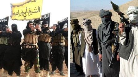 Cihatçı teröristlerin çatışma alanına dönüşen Afganistan: IŞİD, Taliban güçlerine ait araca bombalı saldırı düzenledi