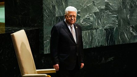 Filistin Devlet Başkanı Abbas, Biden yönetimine Doğu Kudüs'teki konsolosluklarını yeniden açmaları çağrısında bulundu
