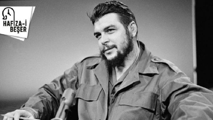 HAFIZA-İ BEŞER | 9 Ekim 1967: Küba devriminin liderlerinden Ernesto Che Guevara öldürüldü...