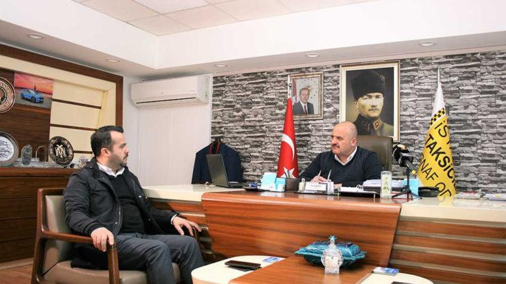 Taksiciler Esnaf Odası Başkanı Aksu: İmamoğlu, İstanbul halkıyla bizi düşman etmeye çalışıyor