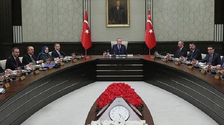 Kabine toplanıyor: 10 büyükelçinin akıbeti belli olacak